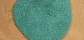 Felted Wool