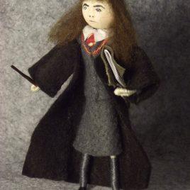 Hermione Granger Felt Miniature