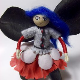 Fairy Felt Miniature