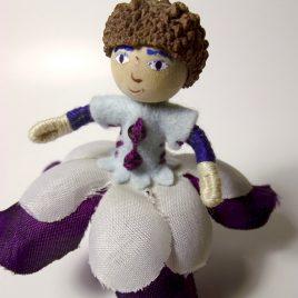 Mini Fairy Felt Miniature